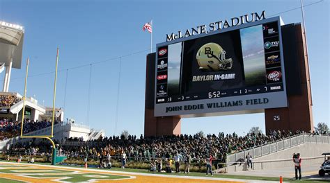 Ranking the Big 12 Stadiums for 2015
