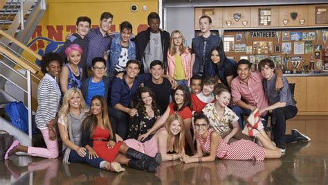 The current crop of 'Degrassi' stars: Shay (Reiya Downs