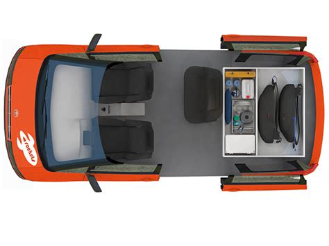 Spaceships Rocket 2 Berth – Features & Specs - Touring New