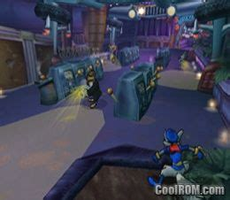 Sly Cooper and the Thievius Raccoonus ROM (ISO) Download