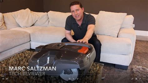 Hands on with the Husqvarna Automower 315X - YouTube