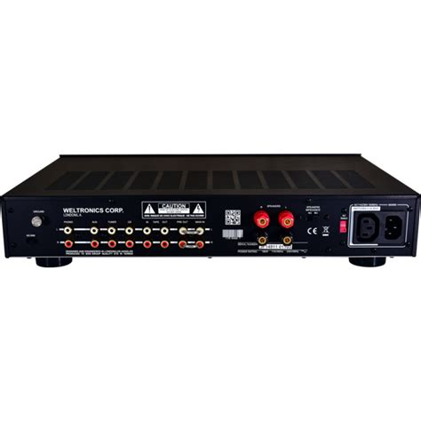 AMC XIA30B 30W RMS PER CHANNEL STEREO AMP HIGH CURRENT
