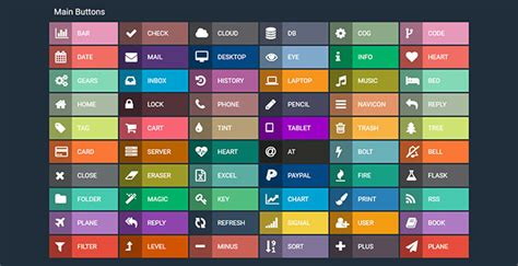 20 Cool CSS Buttons 2017 | Web & Graphic Design | Bashooka
