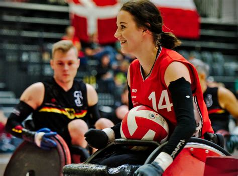 Rugby Nationalmannschaft - Swiss Paralympic