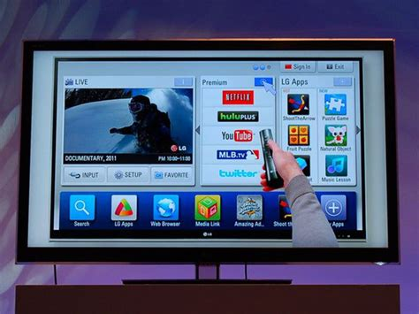 Smart TV: what you need to know - CNET