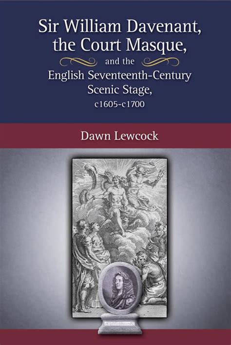 Sir William Davenant, the Court Masque, and the English
