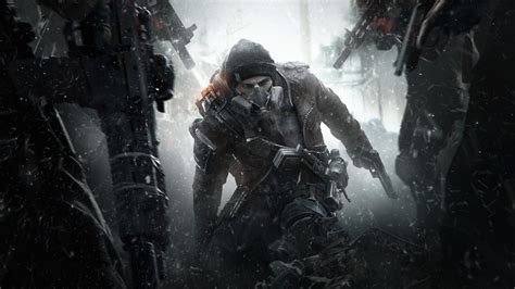 Tom Clancys The Division Survival 4K Wallpapers | HD