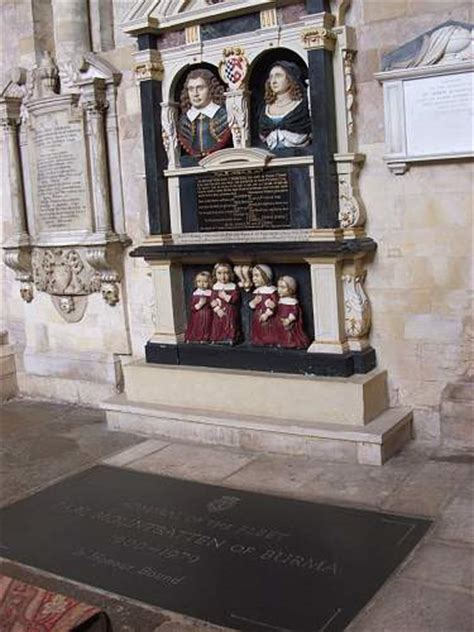 Grave of First Sea Lord