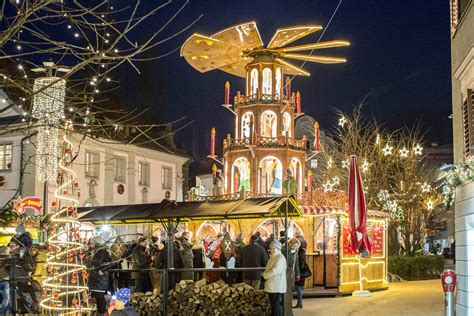 Advent- and Christmas Markets - Tradition and Magic Winter