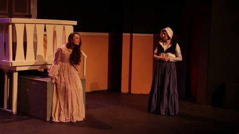 Romeo and Juliet - Act 3 Scene 2 - Capulet's orchard