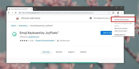 How to back up a Chrome extension