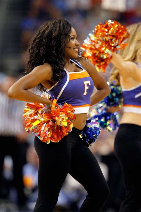 NCAA March Madness 2011: The Cheerleaders - Connecticut Post