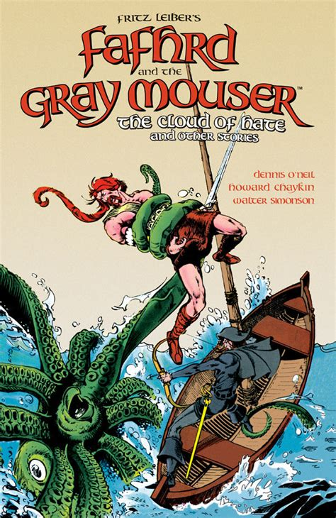 Fritz Leiber's Fafhrd and the Gray Mouser: The Cloud of