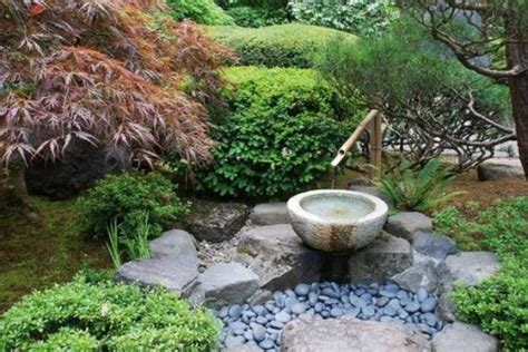 45 Calm Japanese-Inspired Courtyard Ideas - DigsDigs