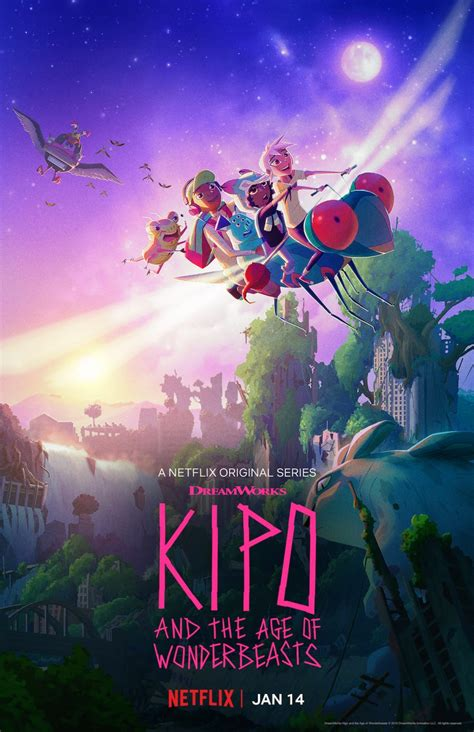 KIPO AND THE AGE OF WONDERBEASTS Gets a Musical Trailer