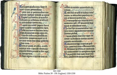 MS 1368 - The Schoyen Collection